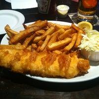 Foto tirada no(a) Olde Yorke Fish & Chips por Daniel A. em 8/27/2012
