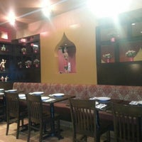 Photo taken at Green Basil Thai Restaurant by Dennis T. on 7/5/2012