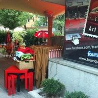 Photo taken at Tranzit Art Café by Gólya A. on 7/12/2012