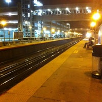 Photo taken at LIRR - Mineola Station by Happy H. on 7/3/2012