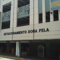 Photo taken at Estacionamiento Doña Fela by Tomás S. on 6/30/2012