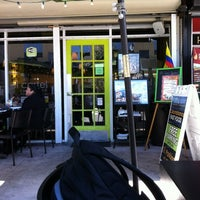 Photo taken at El Cartel | Colombian Restaurant & Lounge by Alan G. on 2/22/2012