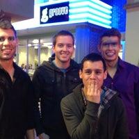 Photo taken at Megaplex 17 by Jesse Z. on 3/23/2012