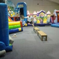 Photo taken at Bounce Fun Center by Chad E. on 5/25/2012