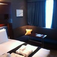 Photo taken at ロッテシティホテル錦糸町 by Hirohiko K. on 3/4/2012
