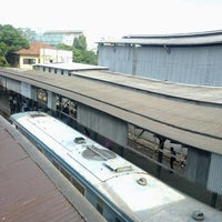 Photo taken at Maradana Railway Station by Praveen L. on 8/6/2012