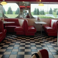 Photo taken at Park Diner by Kelly J. on 8/12/2012