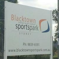 Photo taken at Blacktown International Sportspark by Johnny S. on 5/31/2012