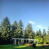 Photo taken at Manito Park by Andrea P. on 7/19/2012