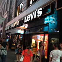Photo taken at Levi's Store by M R. on 7/8/2012