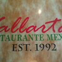 Photo taken at Vallarta's Mexican Restaurant by Richard K. on 3/11/2012