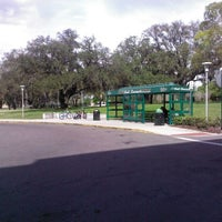 Photo taken at USF Bull Runner Stop (Marshall Center) by Rico 4. on 3/9/2012