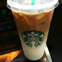 Photo taken at Starbucks by Fuzzy Dunlop on 8/9/2012