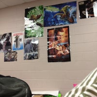 Photo taken at Mr. Putnals Room by Chase R. on 4/10/2012