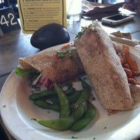 Photo taken at Native Foods by Molly M. on 5/30/2012