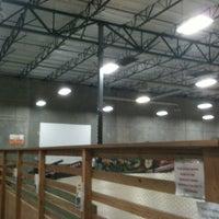 Photo taken at Epic Indoor Skate Park by Chris H. on 3/9/2012