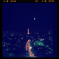 Photo taken at Main Tower by . 慎. on 2/18/2012