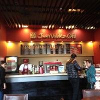 Photo taken at Juan Valdez Café by Israel A. on 5/16/2012