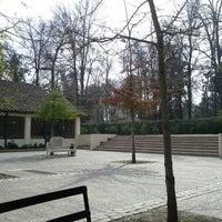 Photo taken at Viña Concha y Toro by Robledo C. on 9/3/2012