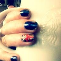 Photo taken at Starbucks by Stephanie M. on 6/4/2012