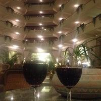 Photo taken at Tikal Lobby Bar by Pedro C. on 4/6/2012