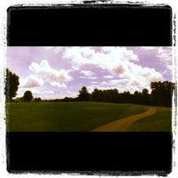Photo taken at Gastonia Municipal Golf Course by Michael on 8/12/2012