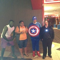 Photo taken at Regal Cinemas Riviera 8 by Tracey J. on 5/4/2012
