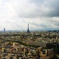 Photo prise au Hyatt Regency Paris Étoile par Julien T. le7/15/2012