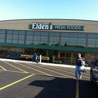 Photo taken at Elden's Food Fair by George G. on 5/14/2012