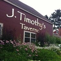 Photo taken at J. Timothy's Taverne by macfixer on 7/3/2012