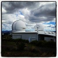 Photo taken at Mount Stromlo Satellite Laser Ranging Facility by Jo on 3/18/2012