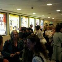 Снимок сделан в Cinema Plinius Multisala пользователем Giuseppe B. 5/22/2012