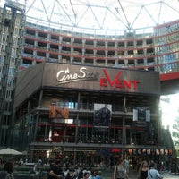 Photo taken at CineStar Original by Francesco C. on 8/14/2012