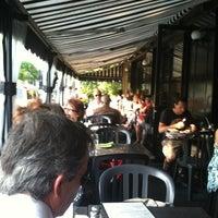 Photo taken at Café Cherrier by John J. on 6/21/2012