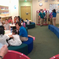 Photo taken at Disney English.迪士尼英语 by Victor W. on 8/24/2012