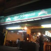 Photo taken at Las Brasas by Alex R. on 4/1/2012