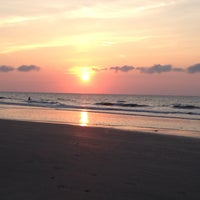 Photo taken at Burkes Beach by Jill B. on 9/3/2012