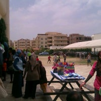 Photo taken at International School Of Choueifat, Cairo by Hoda H. on 5/19/2012