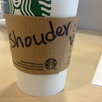 Photo taken at Starbucks by Sheldon W. on 3/23/2012