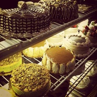 Photo taken at Pasticceria Rocco - Pastry Shop and Espresso Cafe by Katherin S. on 3/17/2012