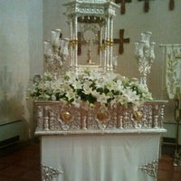 Photo taken at Parroquia De Sta M Magdalena by Donaire A. on 6/12/2012