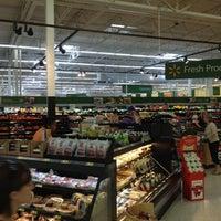 Photo taken at Walmart Supercenter by Jason on 8/18/2012