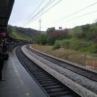 Photo taken at Estação Jaraguá (CPTM) by Jeff F. on 4/16/2012