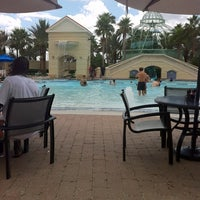 Photo taken at Parc Soleil: Pools and Waterslide by Carina Michelle F. on 7/12/2012