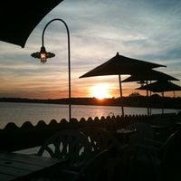 Photo taken at Northbeach Restaurant & Bayside Bar by Taradise on 5/18/2012
