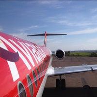 Foto tirada no(a) Aeroporto Regional de Passo Fundo / Lauro Kortz (PFB) por Breno S. em 8/31/2012