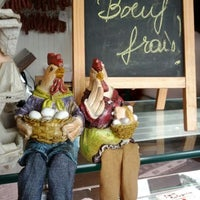 Photo prise au Les Béolles - Boucherie - Charcuterie à la ferme par Petit F. le5/12/2012