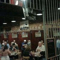Photo taken at Prison Brews Brewery & Restaurant by Niki K. on 2/26/2012
