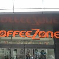 Photo taken at Coffee Zone by Radoslav G. on 5/24/2012