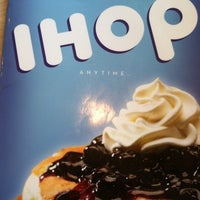 Photo taken at IHOP by Shirley D. on 4/30/2012